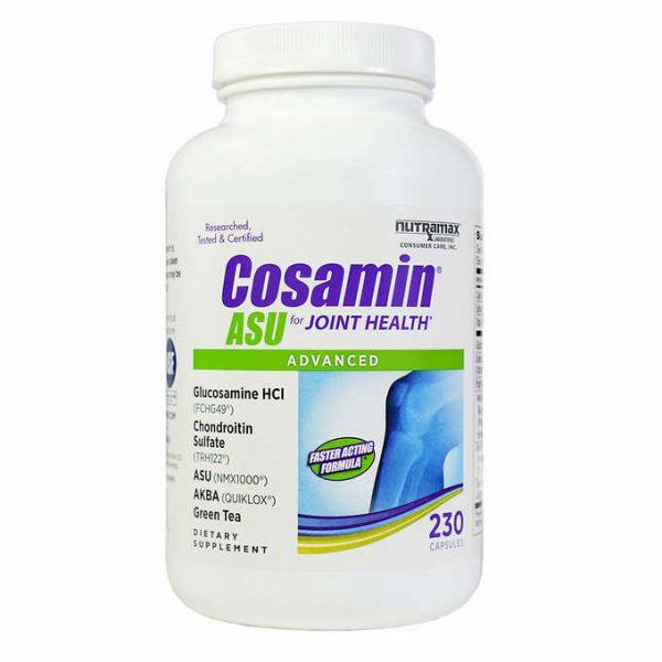VIÊN UỐNG TĂNG CƯỜNG SỨC KHỎE SỤN KHỚP COSAMIN ASU FOR JOINT HEALTH