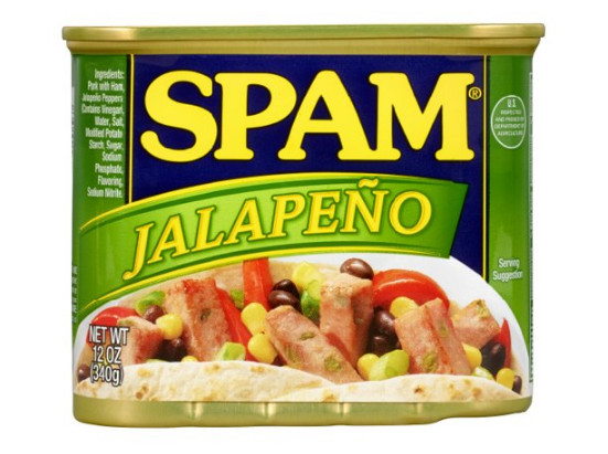 THỊT HỘP ỚT JALAPENO CAY NỒNG HORMEL SPAM JALAPENO