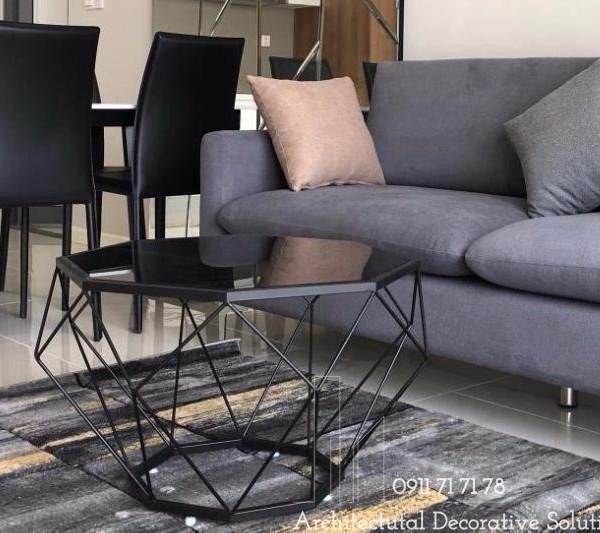 Bàn Sofa Mặt Kính 01S