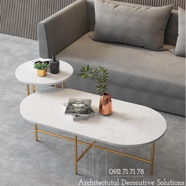 Bàn Sofa Mặt Đá 100S