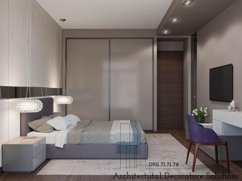 Giường Ngủ Gỗ Giá Rẻ 532S
