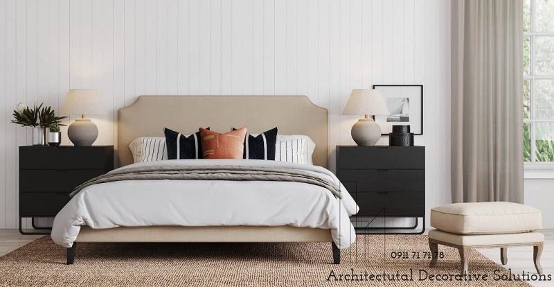 Giường Bọc Vải 1082S