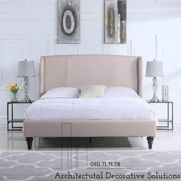Giường Ngủ Bọc Nệm 487T