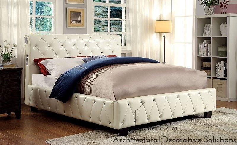 Giường Ngủ Bọc Nệm 500T