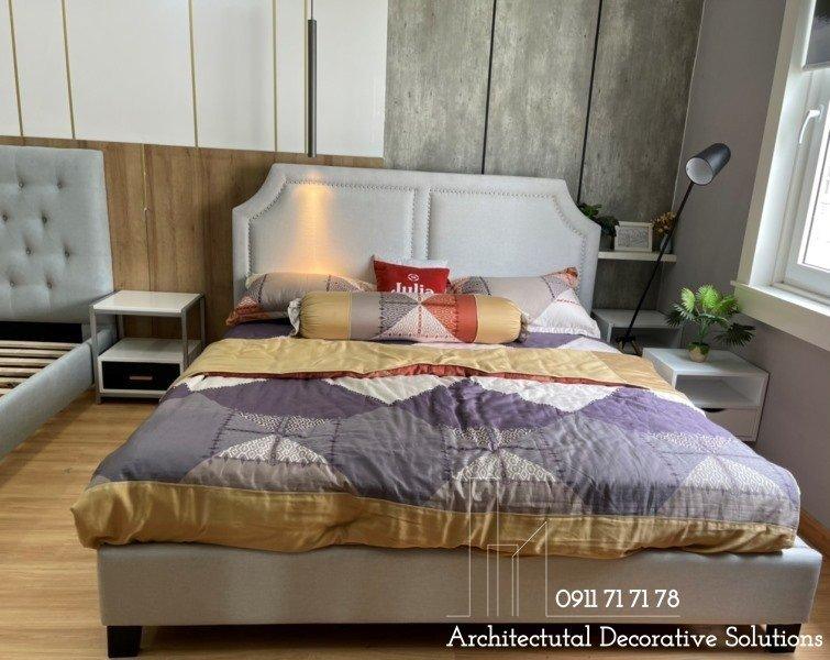 Giường Bọc Vải 38T