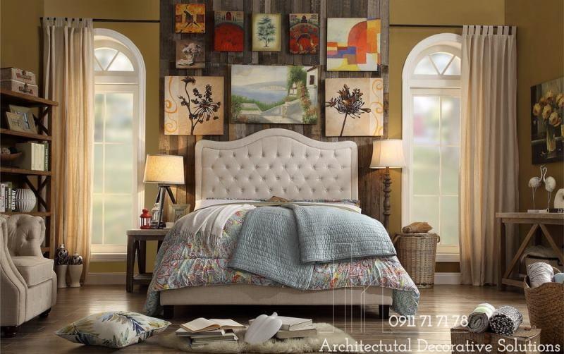 Giường Ngủ Giá Rẻ 27T