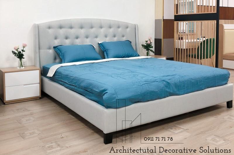 Giường Ngủ Bọc Vải 34T