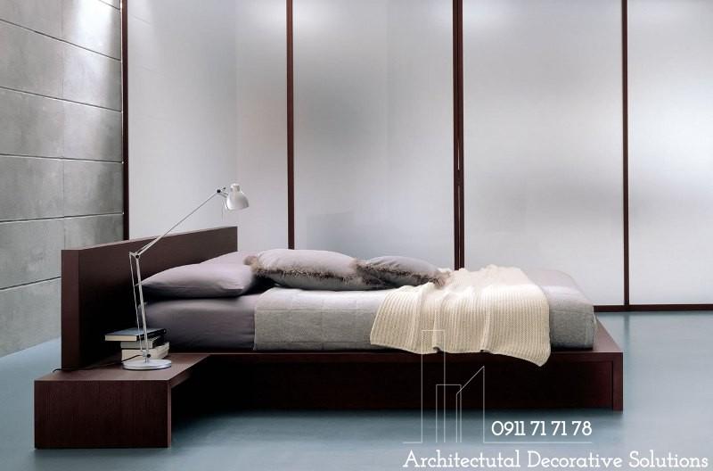 Giường Ngủ Gỗ Đẹp 205T