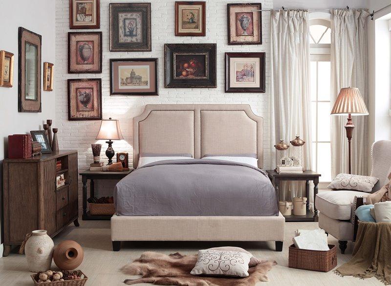 Giường Ngủ Giá Rẻ 08T