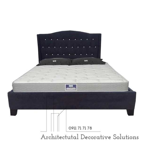 Giường Bọc Nệm 16T-1