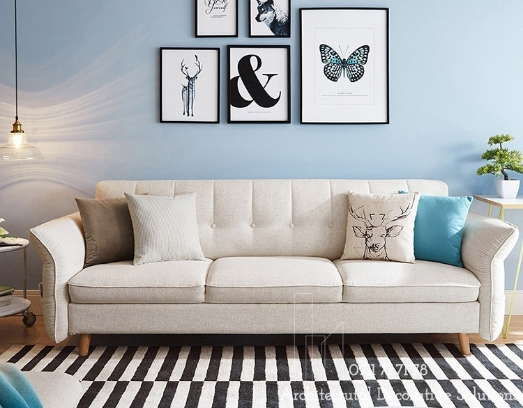 Sofa 3 Chỗ 2107S