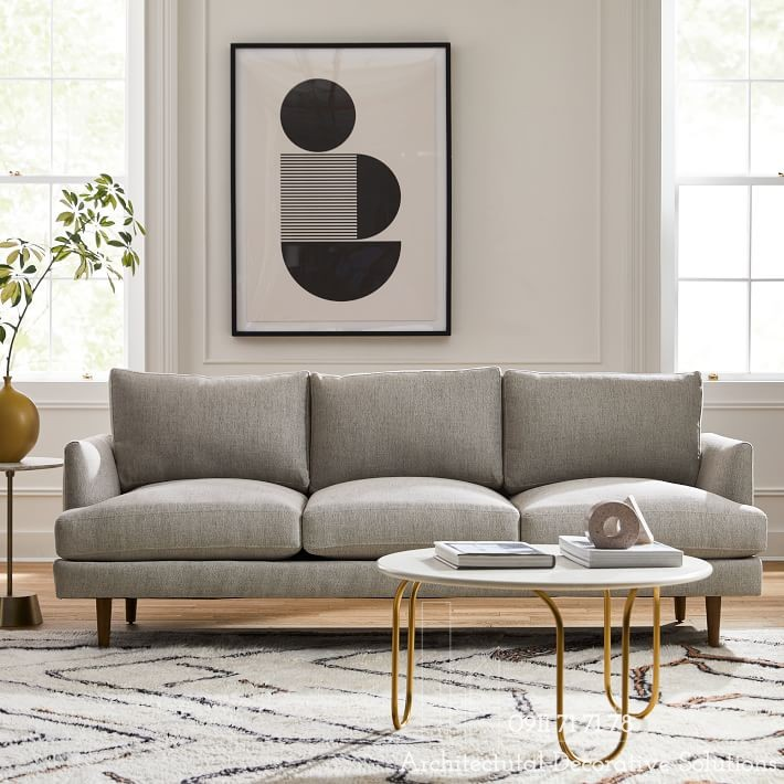 Sofa 3 Chỗ 2114S