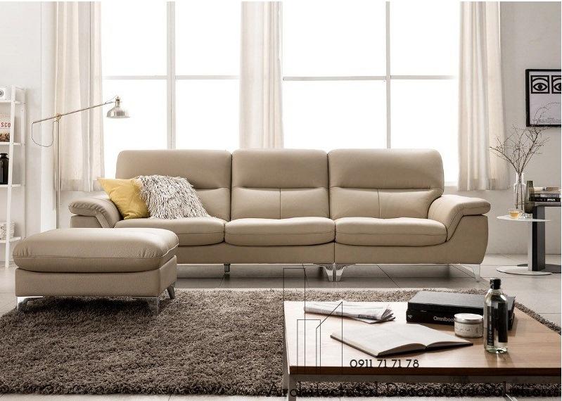 Sofa Da Giá Rẻ 413S
