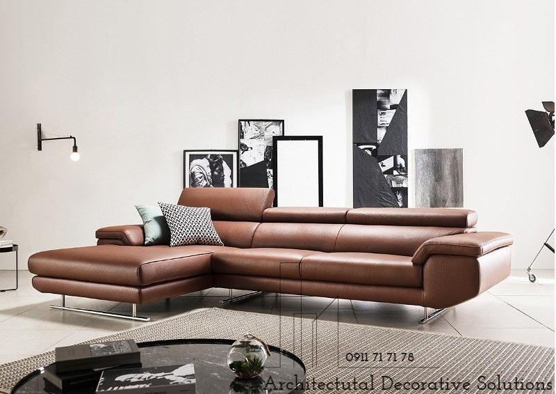 Sofa Da Cao Cấp 412S