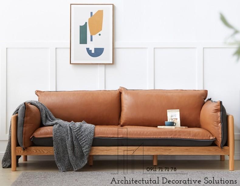 Ghế Sofa Gỗ 6076T