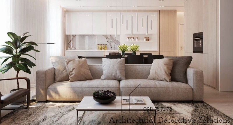 Sofa Vải Bố 1598T