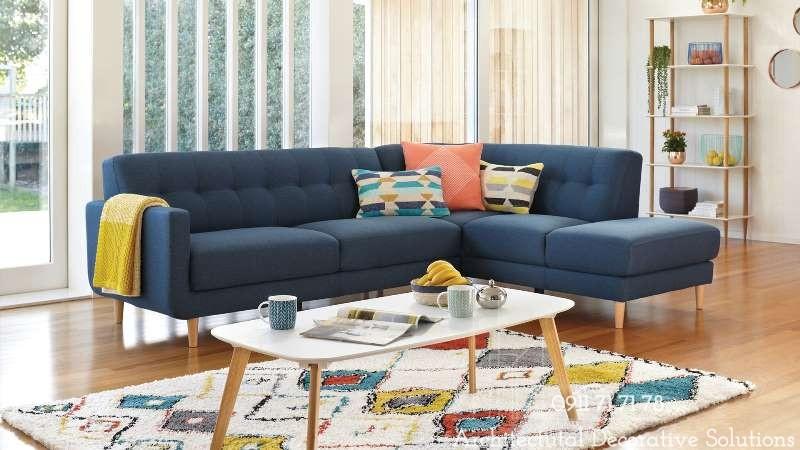 Sofa Vải Giá Rẻ 2309T