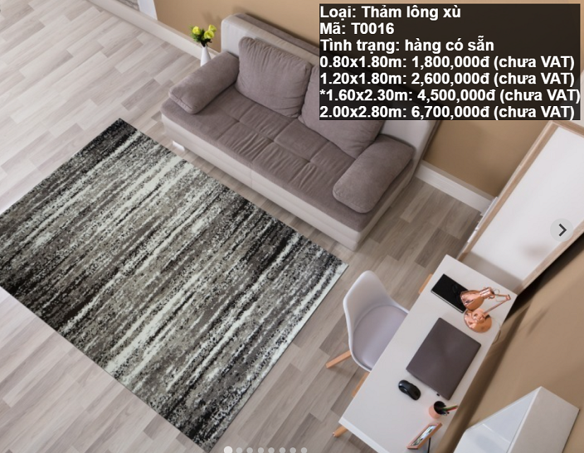Thảm Sofa T0016