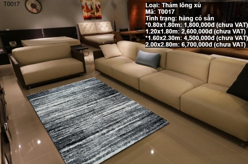 Thảm Sofa Giá Rẻ T0017