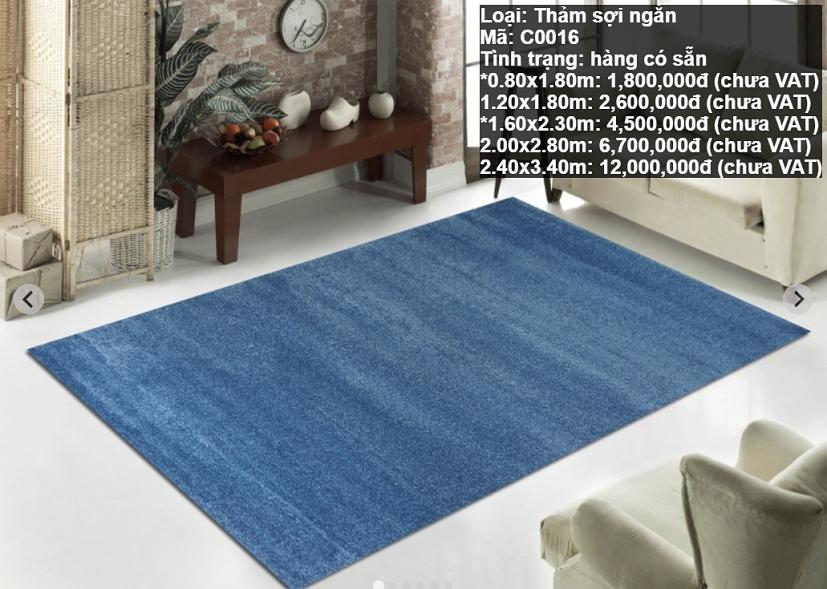 Thảm Sofa Giá Rẻ C0016