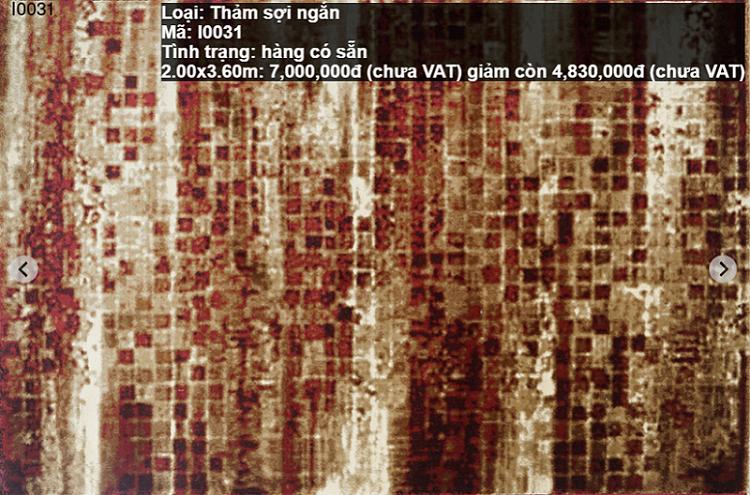 Thảm Sofa Giá Rẻ I0031