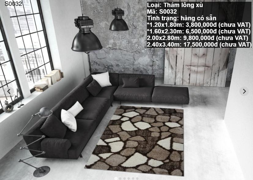 Thảm Sofa Đẹp S0032