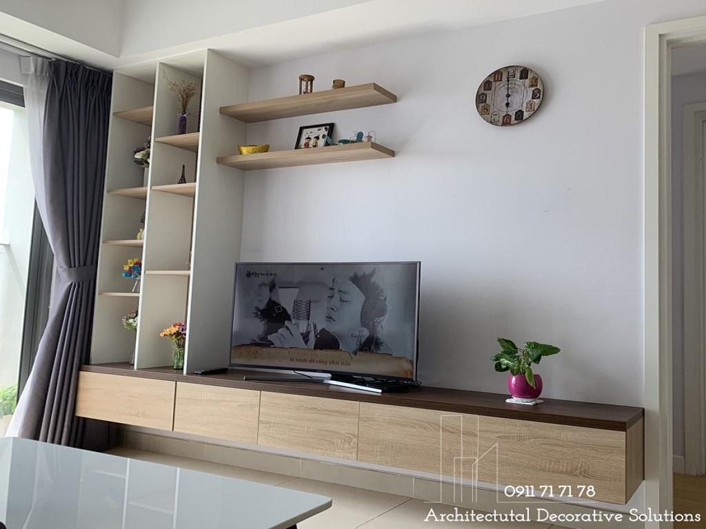 Thi công nội thất căn hộ Masteri Thảo Điền