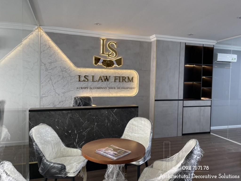Thi Công Nội Thất Văn Phòng Luật Sư Cao Cấp Hiện Đại