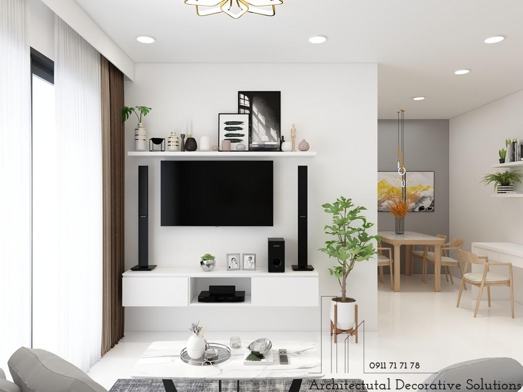 Thiết kế nội thất căn hộ 1 phòng ngủ Vinhome Grand Park