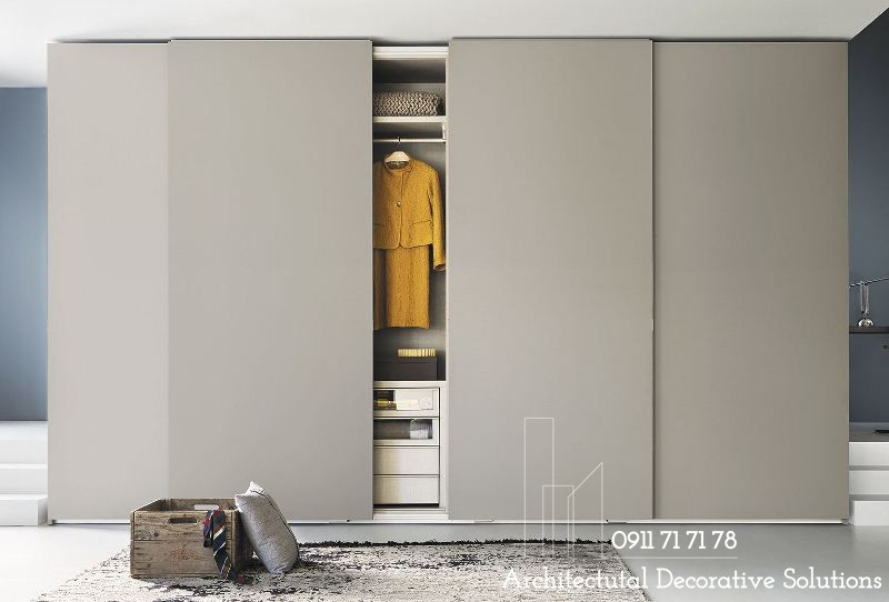 Tủ Quần Áo Acrylic 121T