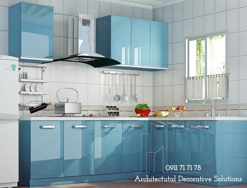 Tủ Bếp Acrylic Giá Rẻ 314T