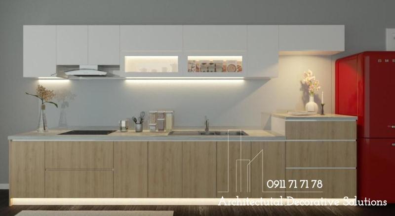Tủ Kệ Bếp Gỗ 358T