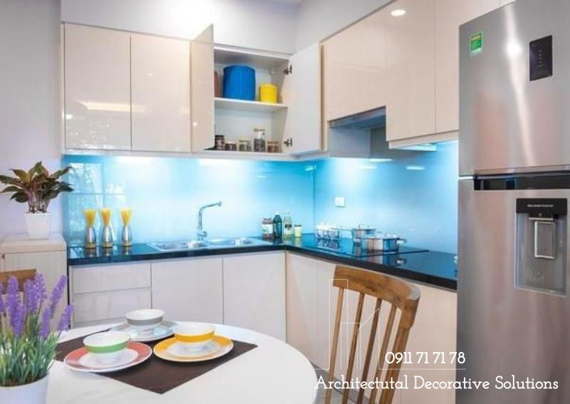 Tủ Kệ Bếp Acrylic 365T