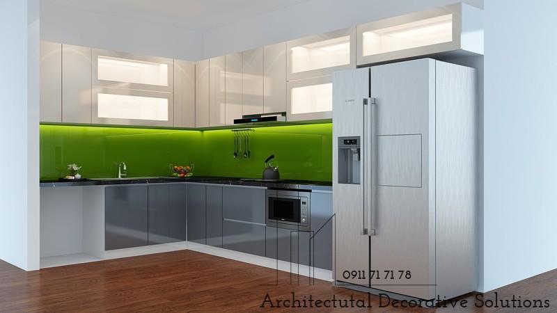 Tủ Bếp Acrylic Cao Cấp 904T
