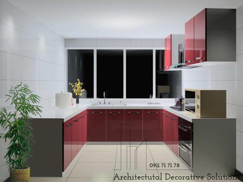 Tủ Bếp Acrylic 906T