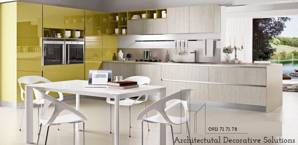 Tủ Bếp Acrylic 911T