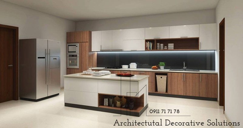 Tủ Bếp Acrylic 914T