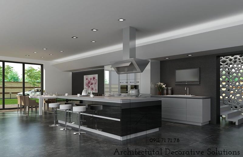 Tủ Bếp Acrylic 918T