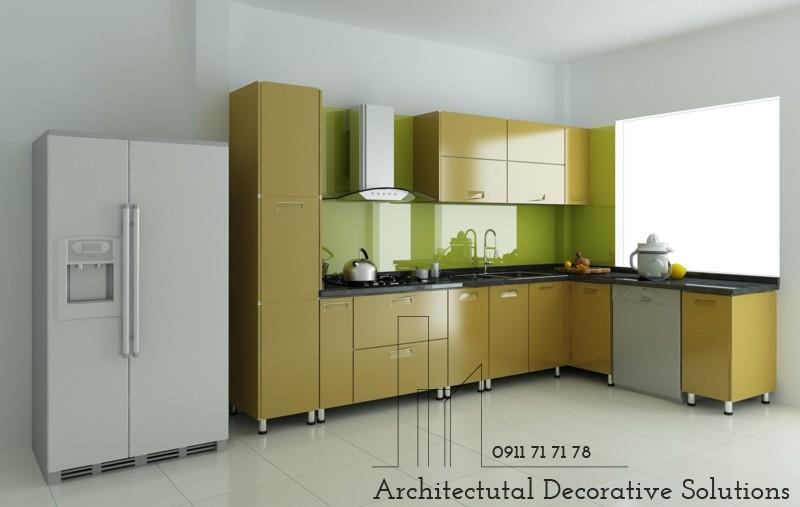 Tủ Bếp Acrylic 919T