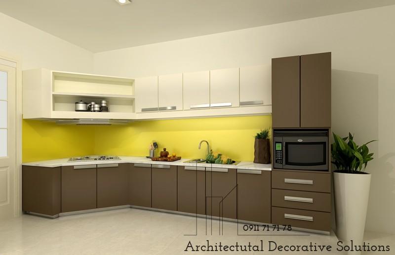Tủ Bếp Acrylic Đẹp HCM 920T