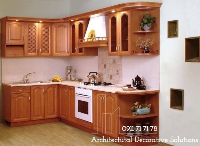 Tủ Bếp Gỗ 294T