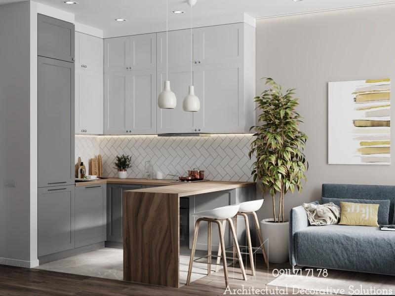 Tủ Bếp Đẹp 1011T