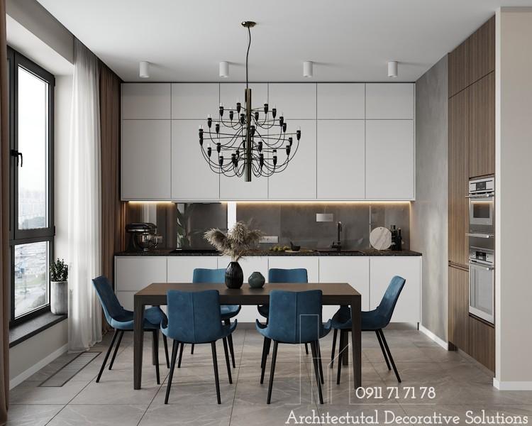 Tủ Bếp Gỗ Đẹp 1013T