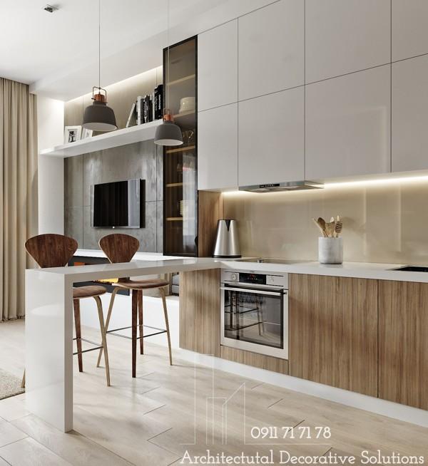 Tủ Bếp Đẹp 1081T