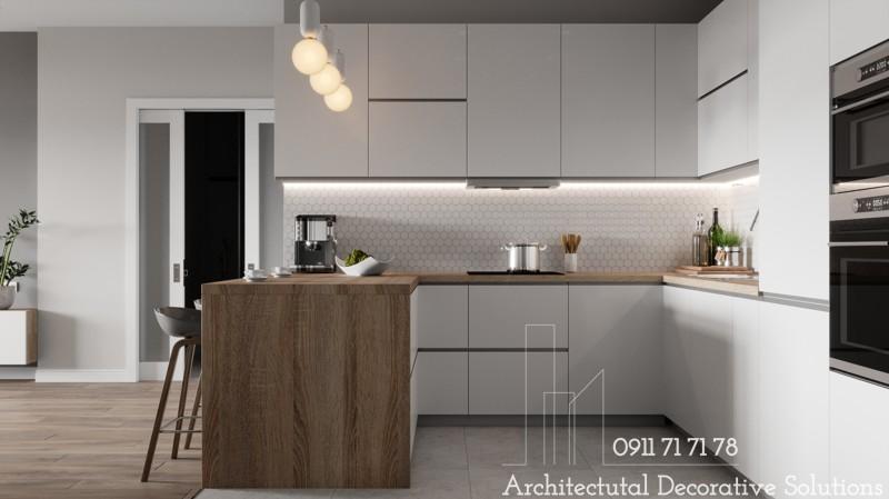 Tủ Bếp Đẹp Giá Rẻ 1092T