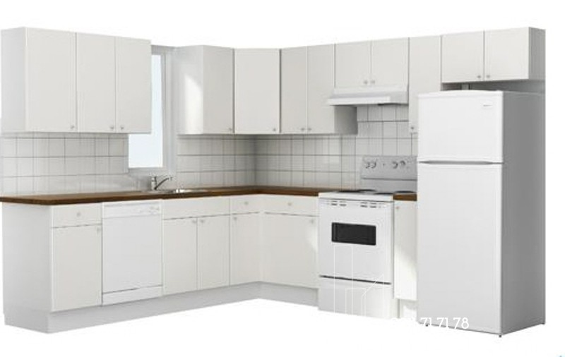 Tủ Bếp Đẹp TPHCM 213T