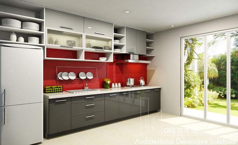 Tủ Bếp Gỗ HCM 215T