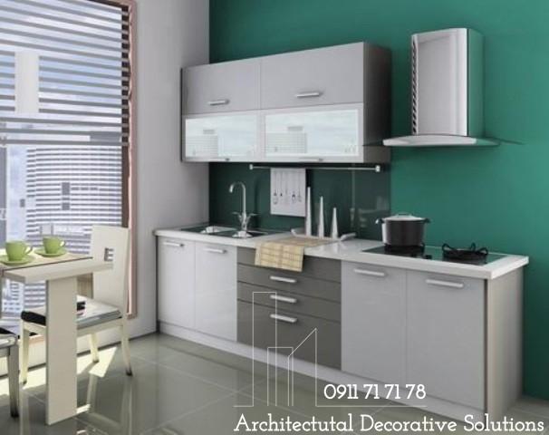 Tủ Bếp Gỗ Giá Rẻ 221T