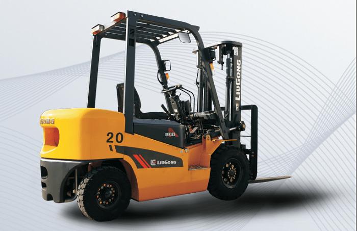 Xe nâng Liugong 2 tấn CPCD20
