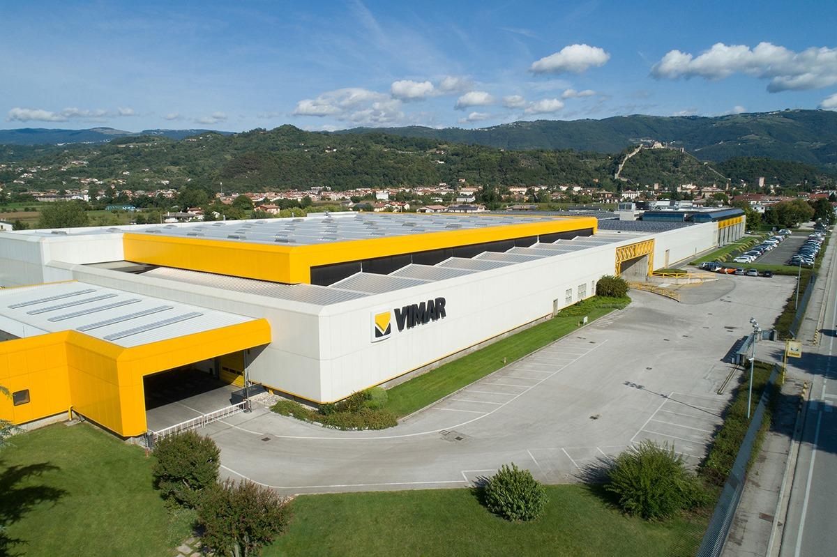 Nhà máy VIMAR tại Marostica, Ý